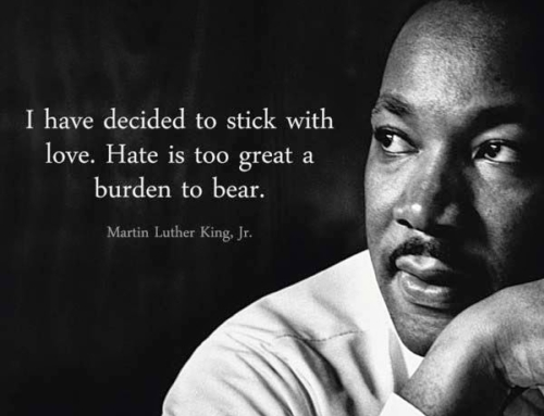 Choosing compassion over hate